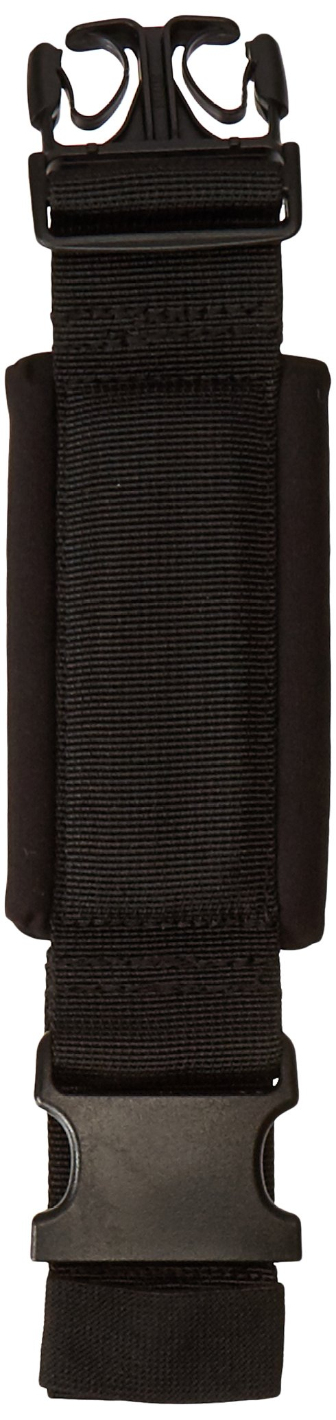 lillebaby 6-1 Baby Carrier Waist Belt Extension Buckle, Black
