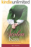 A Stolen Kiss (Victorian Love Book 1)