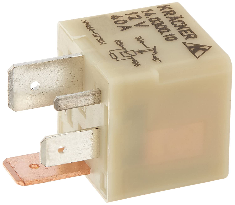Beck Arnley 203-0161 Glow Plug Relay BEC203-0161