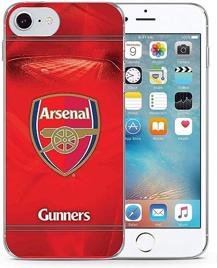 Arsenal Tottenham Chelsea Liverpool Football Club FC Coque de Protection en Gel UV pour iPhone 5/5S/SE et iPhone 6/7/8