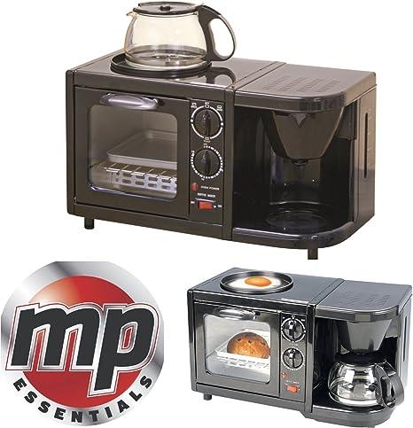 Electrodomésticos 3 en 1 para caravana MP Essentials, con horno ...