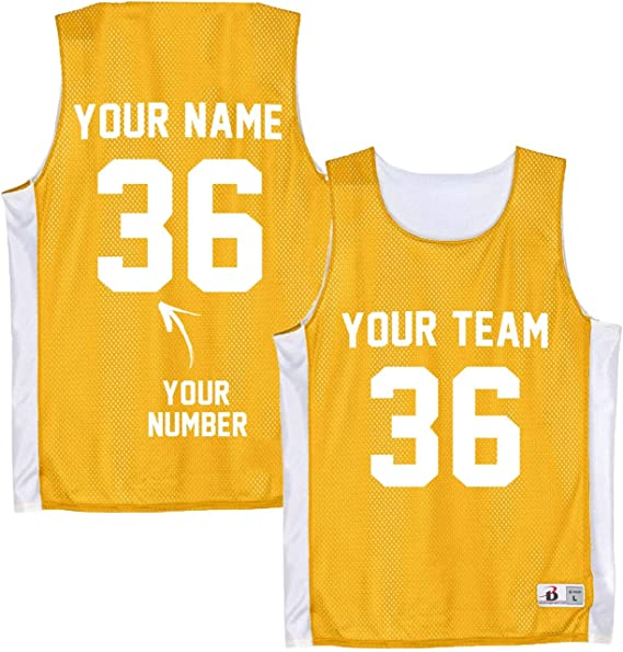make your own basketball jersey