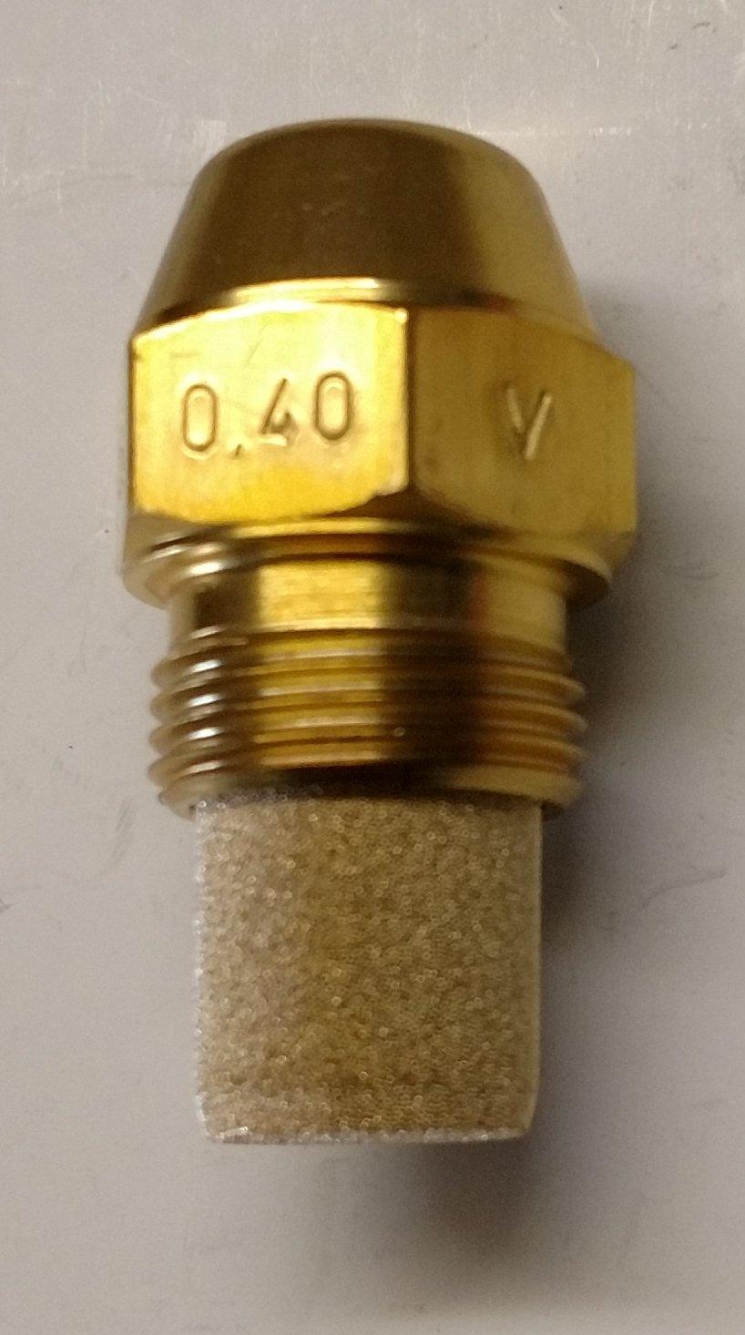 Kennzeichnung V Danfoss /Ölbrennerd/üse f/ür Vitoplus VP3 0,40 USgal//h 80H