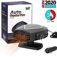 $22 » Car Heater, 12V 150W Automobile Windscreen Fan, Windshield Car Heater, Cooling Car Fan, Fast…