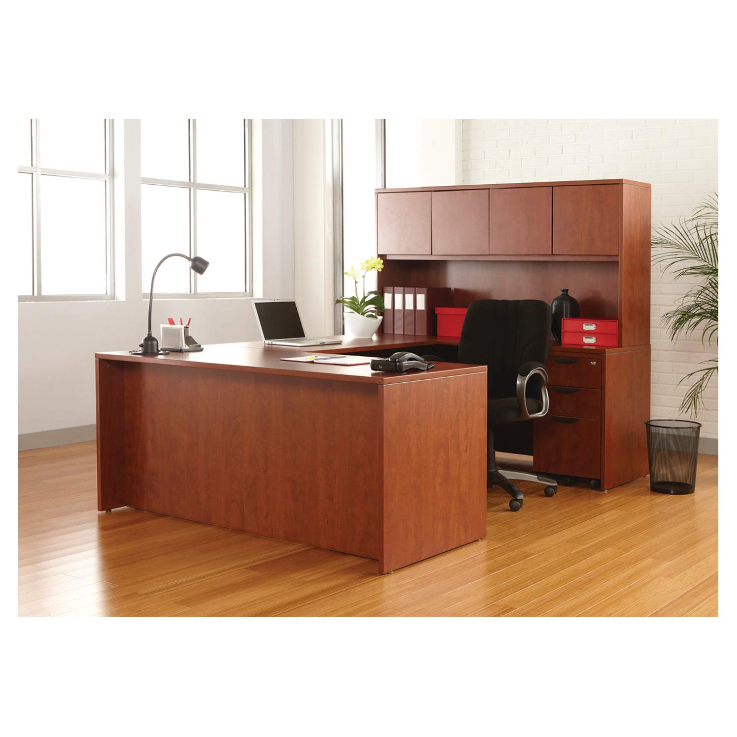 ALEVA217236MC - Best Valencia Series Straight Front Desk Shell