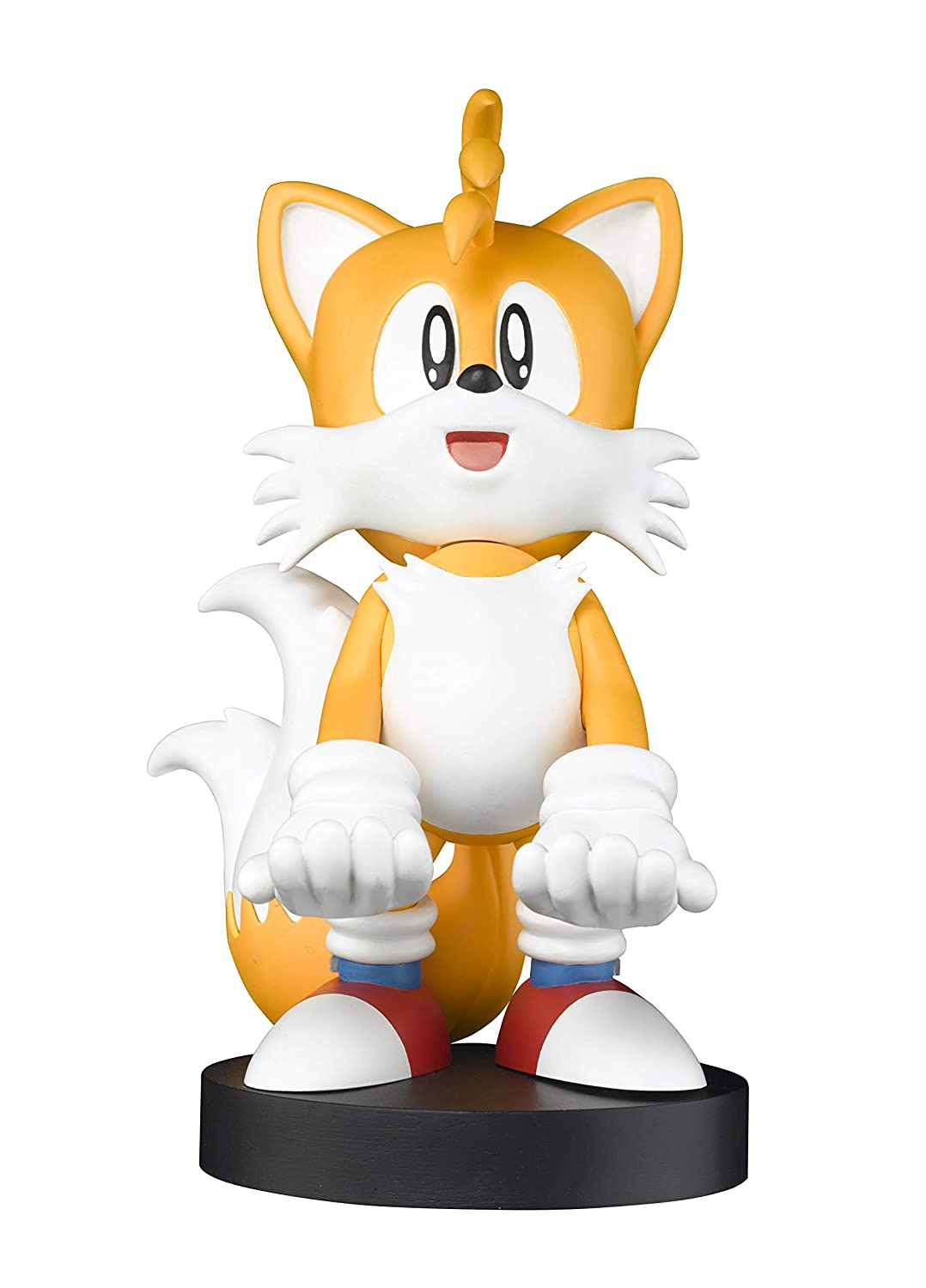 Amazon Com Exquisite Gaming Cable Guy Tails From Sonic The Hedgehog Charging Controller And Device Holder Toy Xbox 360 Video Games