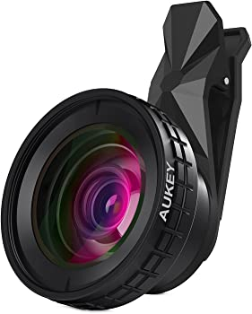 Aukey Ora iPhone Clip-on Cell Phone Camera Lenses