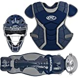 Rawlings Sporting Goods Catcher Set Renegade Series Ages 12 & Under RCSY