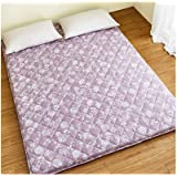 Mattress,Tatami Single Double Sleeping Mat Folding,180 * 200Cm