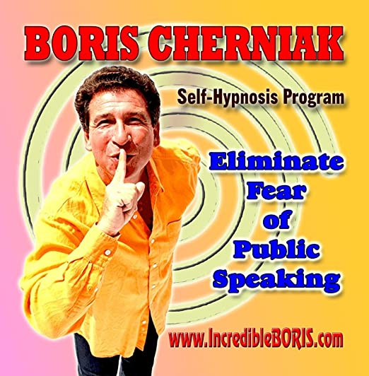Eliminate Fear of Public Speaking
