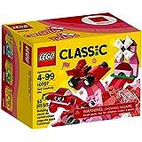 LEGO Classic 10707 - Set Costruzioni Scatola della Creatività, Rossa