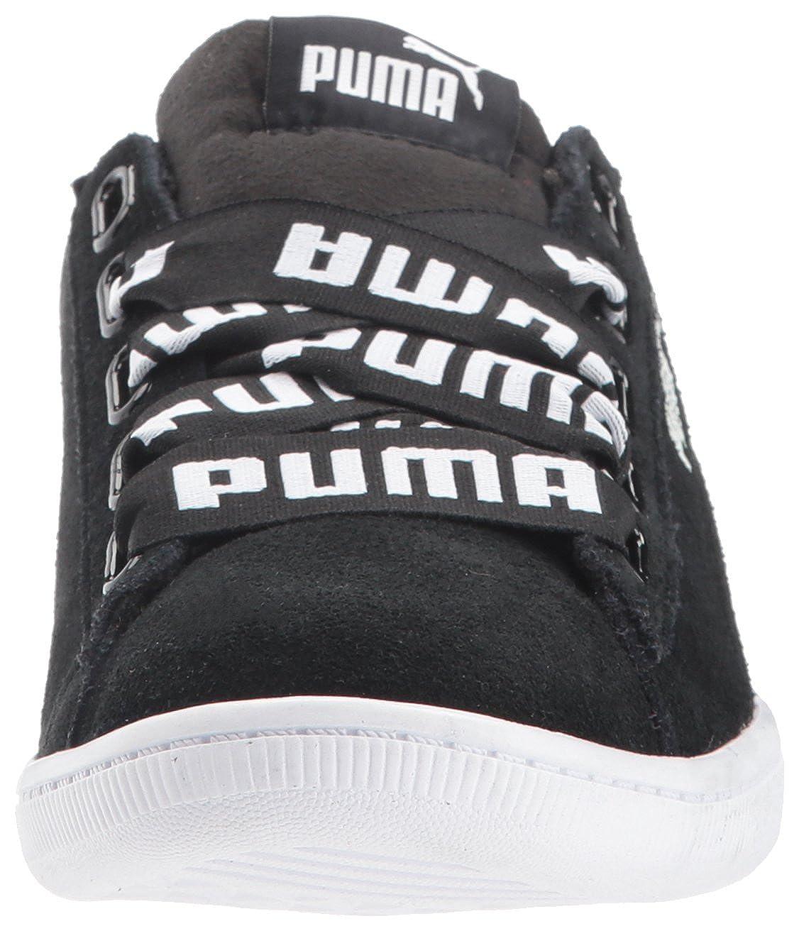 PUMA Woherren Vikky Ribbon Bold Turnschuhe, schwarz schwarz schwarz schwarz, 9 M US dcf547