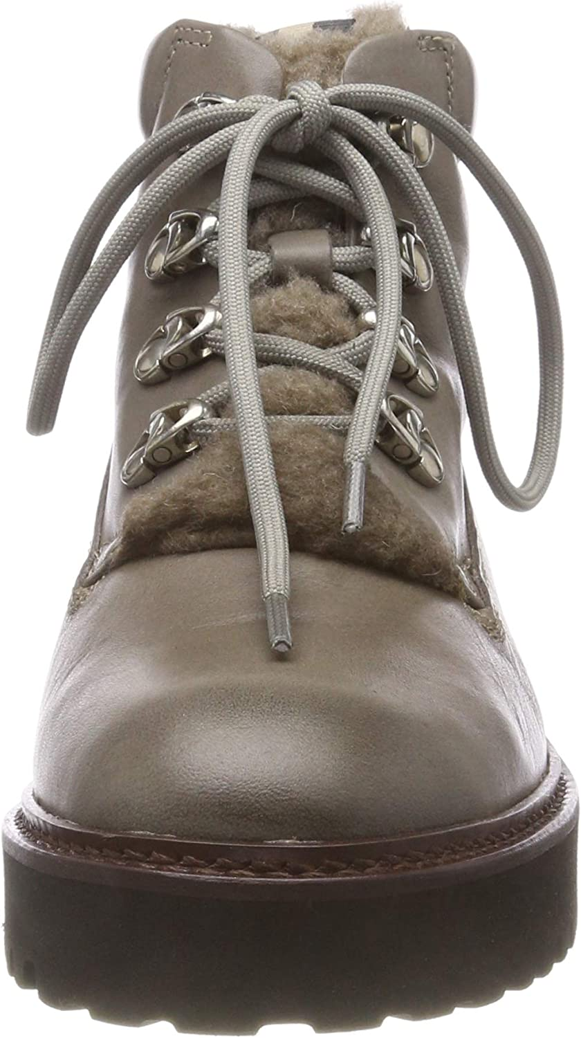 Marc O\'Polo Bootie, Chukka Boots Femme Beige Taupe 717