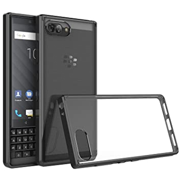 CiCiCat Funda Case Blackberry Key2, Slim Anti-Rasguño Anti-Golpes ...