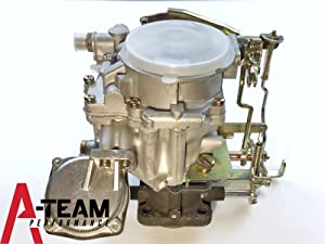 a-team performance 520 carburetor compatible with toyota land cruiser 2f  69-87 4230cc