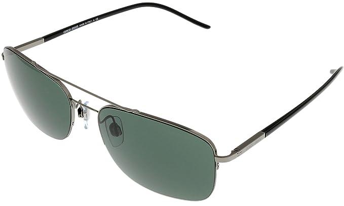 091179094cc Image Unavailable. Image not available for. Colour  Giorgio Armani  Sunglasses Unisex AR6001 301071 Aviator