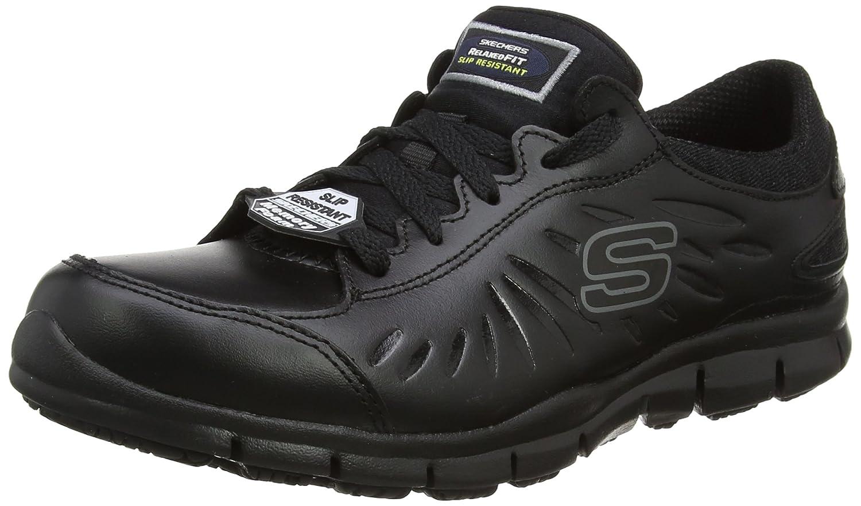 Skechers Eldred, Zapatos de Seguridad para Mujer 76551EC