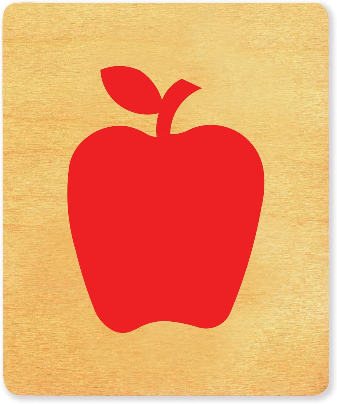 "Ellison SureCut Die 12078-LG, Apple, 5 7/8"" x 4 7/8"" x 1"""