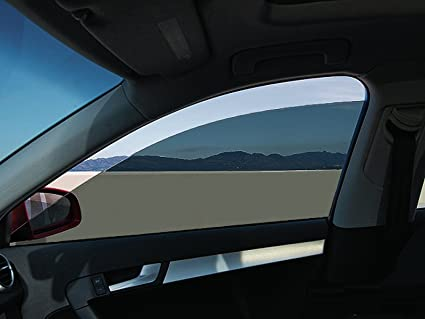 20 x 1200 Inch Mkbrother 2PLY 1.8 mil Premium 5/% VLT 20 in x 100 Ft Feet Uncut Roll Window Tint Film