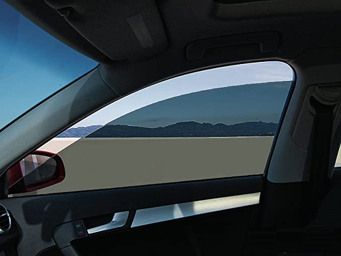 Mkbrother 2PLY 1.5mil Professional Uncut Roll Window Tint Film 50/% VLT 24 in x 50 Ft Feet 24 X 600 Inch
