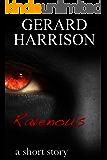 Ravenous (Horror Fiction)