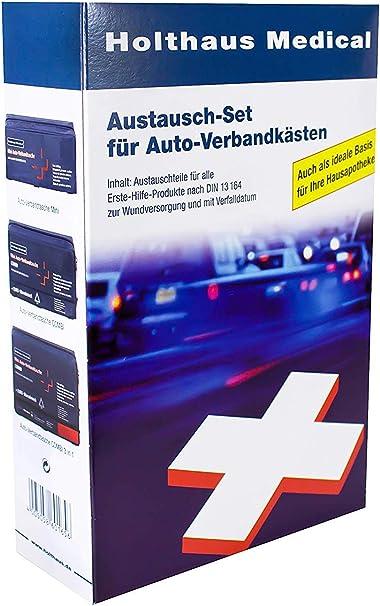 Holthaus Verbandskasten Verbandkasten Austauschset Erste Hilfe Mhd 12 2022 Drogerie Körperpflege
