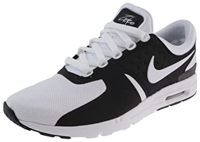 Nike 857661-006, Chaussures de Sport Femme, Noir (Black/White), 42.5 EU