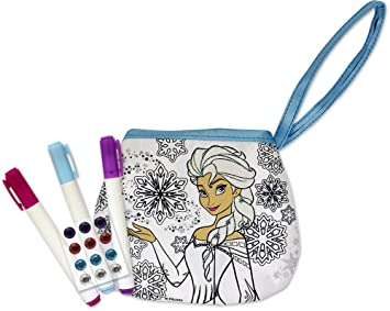 Amazon.com: Tara Toy Frozen color N estilo pequeña bolso ...