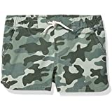 Amazon Brand - Spotted Zebra Girls Pull-On Shorts