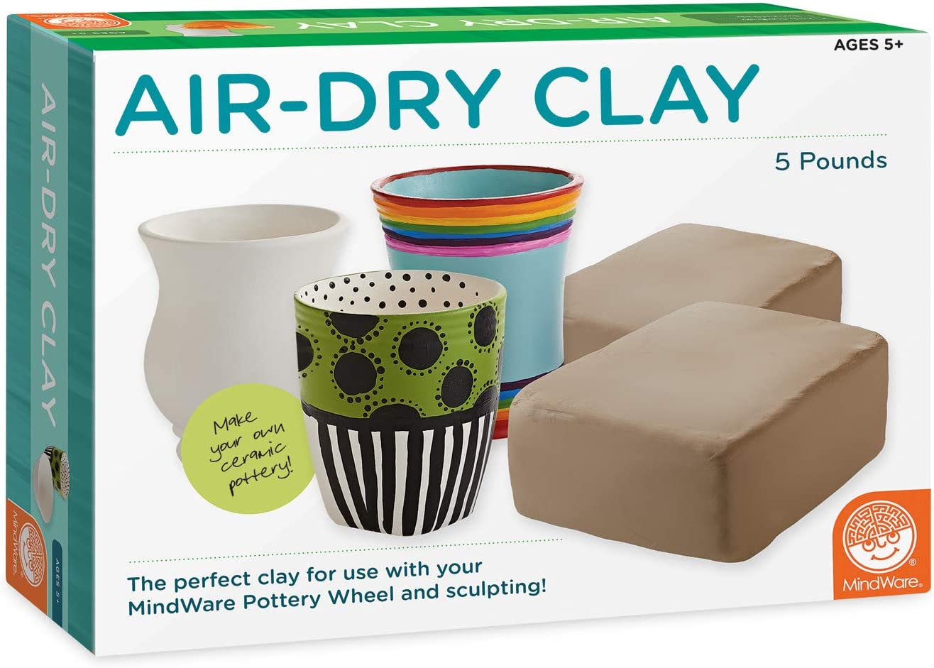 MindWare Air-Dry Clay Refill