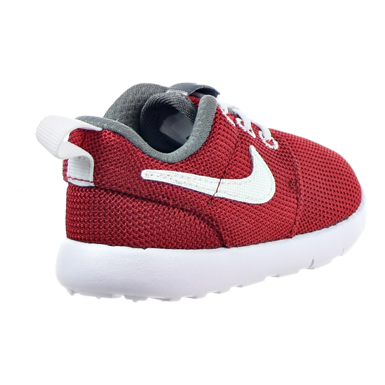 Nike Roshe One Infant//Toddlers Shoes Gym Red//Dark Grey//White 749430-603