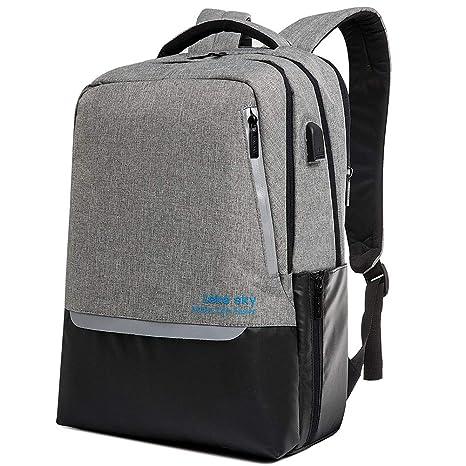 bfc9ceccbe47 Amazon.com  Lekesky Laptop Backpack 15.6 Inch Stylish Computer ...