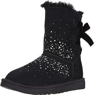 Skechers Womens Keepsakes Arrow Ladies Black Warm Ankle Boots Size 3-8