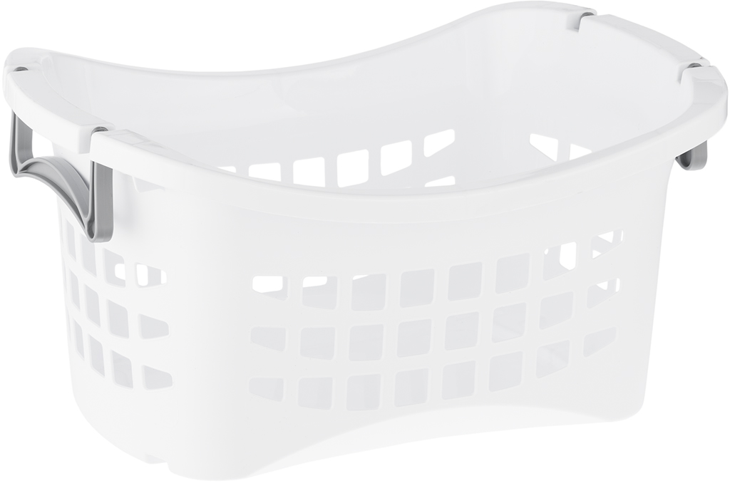 Stacking Laundry Basket | The Container Store