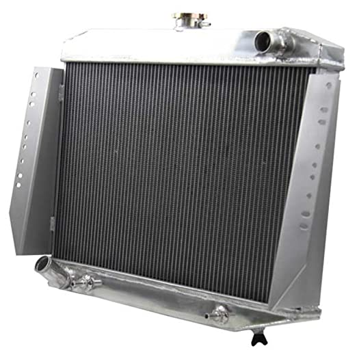 primecooling 3 fila Radiador de aluminio para Jeep Wagoneer ...