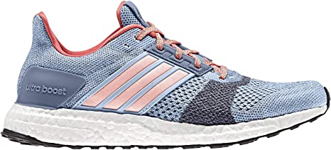adidas Ultra Boost st w - Zapatillas de Running para Mujer, Azul - (AZUSEN/CORNEB/Grpudg) 38 2/3: Amazon.es: Deportes y aire libre