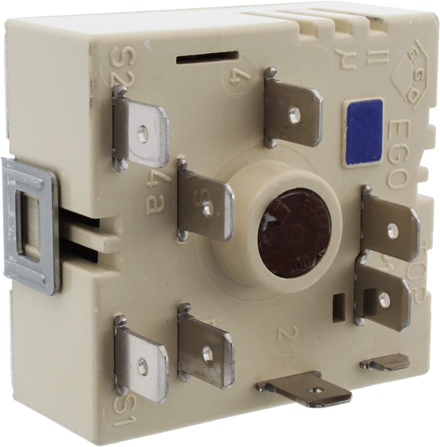 Supplying Demand 74008248 Range Infinite Control Switch Compatible With Whirlpool Fits 7403P831-60, PS11744225