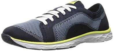 Dr. Scholl's Shoes Women's Anna Knit Fashion Sneaker, Navy Luna Knit, ...