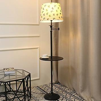 Deng Luodideng Table Basse Lampadaire Moderne Minimaliste Nordique