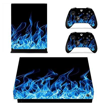 Extremerate Juego Completo De Adhesivos Para Xbox One X Incluye 2