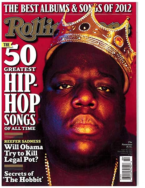 ROLLING STONE MAGAZINE COVER POSTER – Notorious B.I.G – US Imported Music Wall Poster Print – 30CM X 43CM Brand New