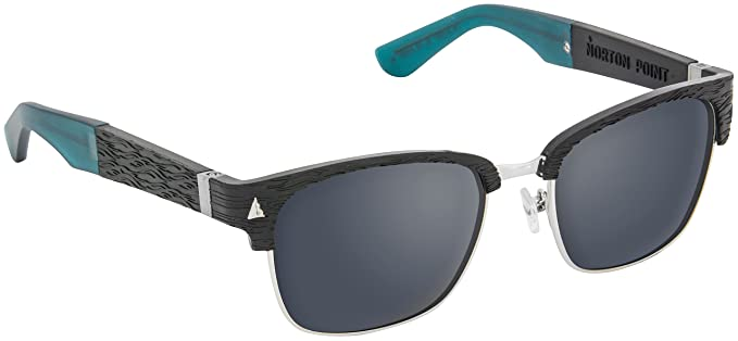 8fded42343 Norton Point The Current EcoFriendly Ocean Plastic Polarized Sunglasses  (Black)