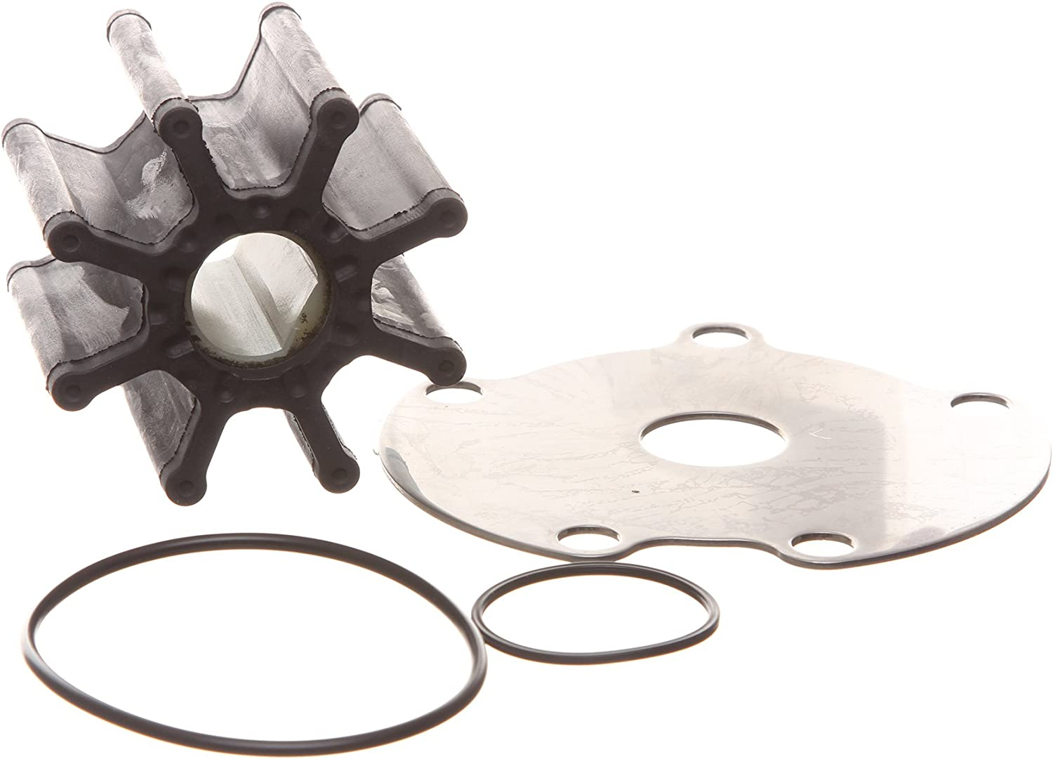 Replacememnt Kits Brand Sea Water Pump Impeller fits Mercruiser Bravo Replace 47-862232A2 47-8M0104229