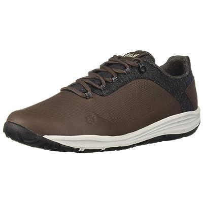 Jack Wolfskin Men's Seven Wonders Wt Low M Casual Comfort Shoe Sneaker   Fashion Sneakers
