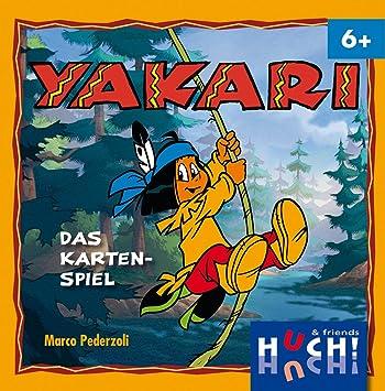 Huch! & Friends - Juego de Cartas Yakari, 2 a 4 Jugadores (877505 ...