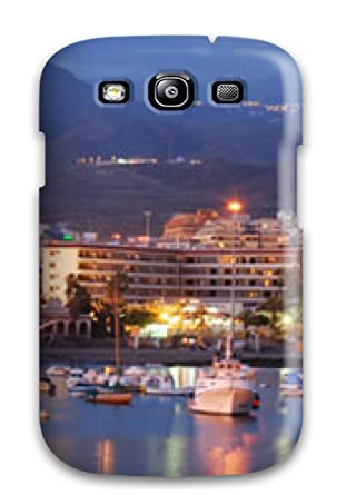 Amazon.com: Tenerife Holidays Case Compatible With Galaxy S3 ...