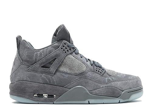 3ac16bcb228421 Jordan AIR 4 Retro KAWS KAWS Men s Sport Shoes (UK 7)  Buy Online at ...