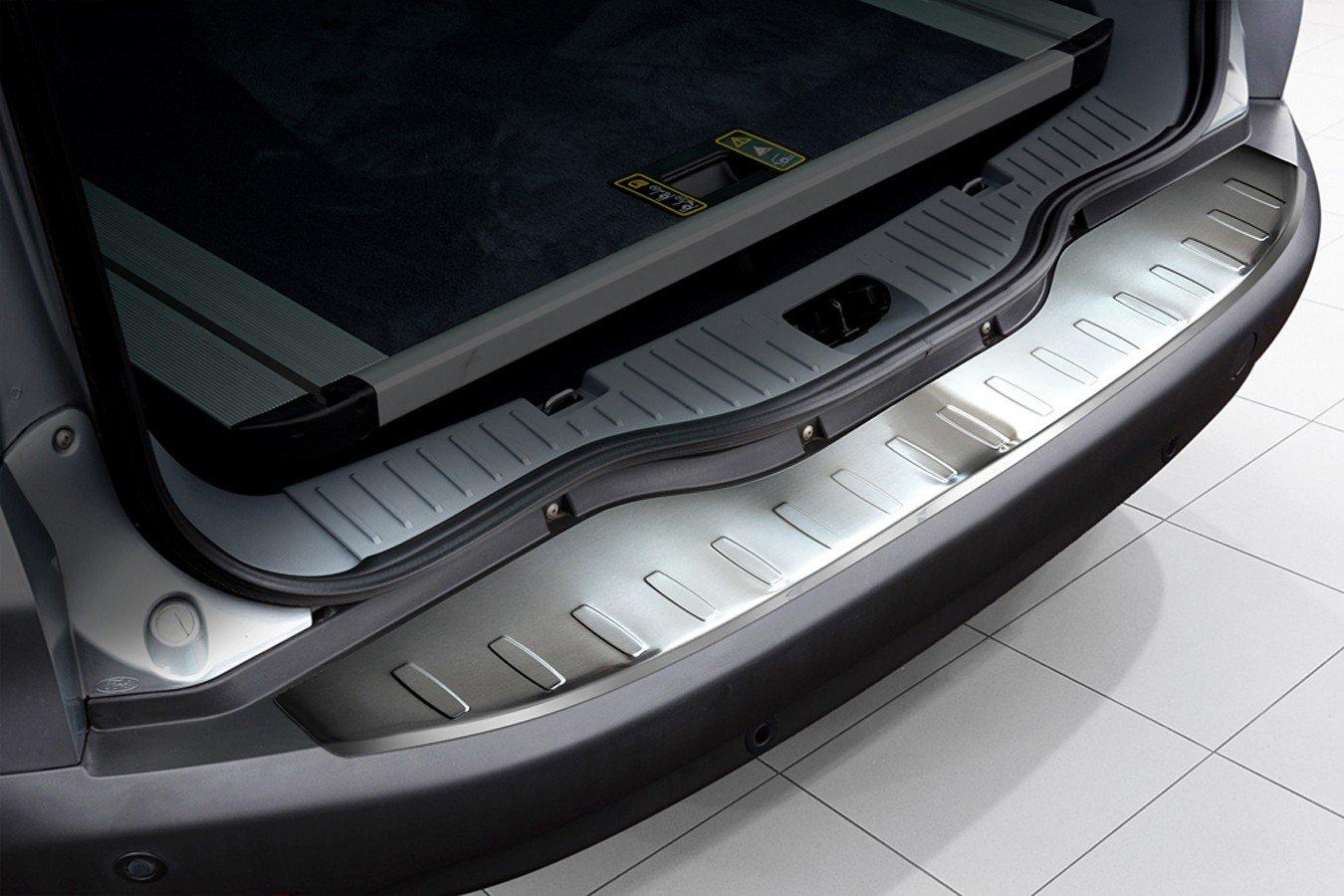 tuning-art 939 La protection de pare-chocs en acier inoxydable avec profil 3D et bord arrond