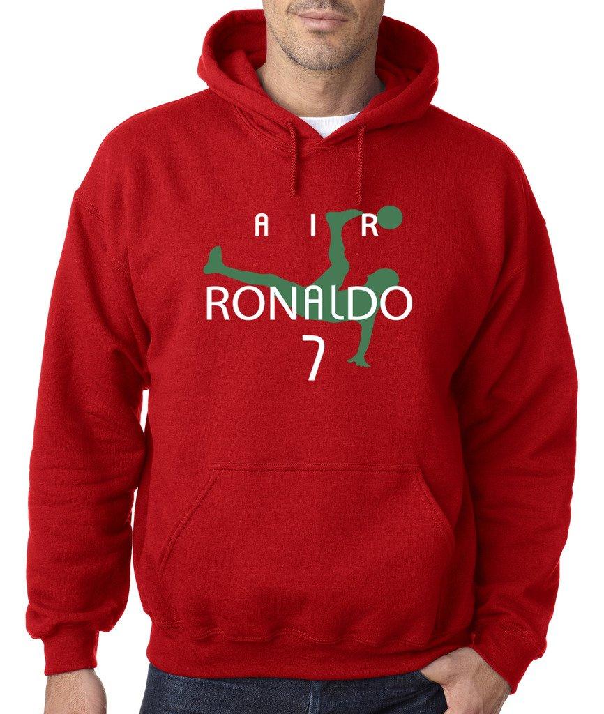 KING THREADS Cristiano Ronaldo Portugal Air Ronaldo Portugal Hooded Sweatshirt RLX2020