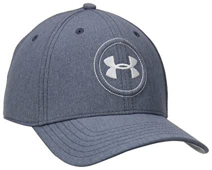 729185499dc Amazon.com   Under Armour Men s Jordan Spieth Official Tour Golf Hat ...